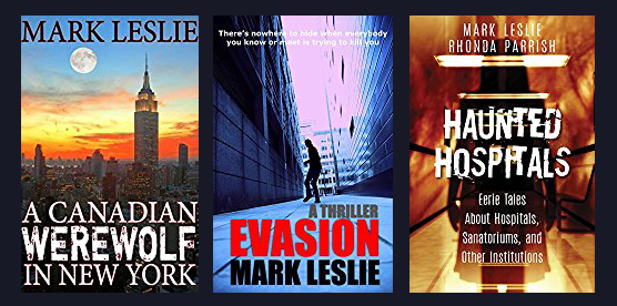 mark leslie authors love readers