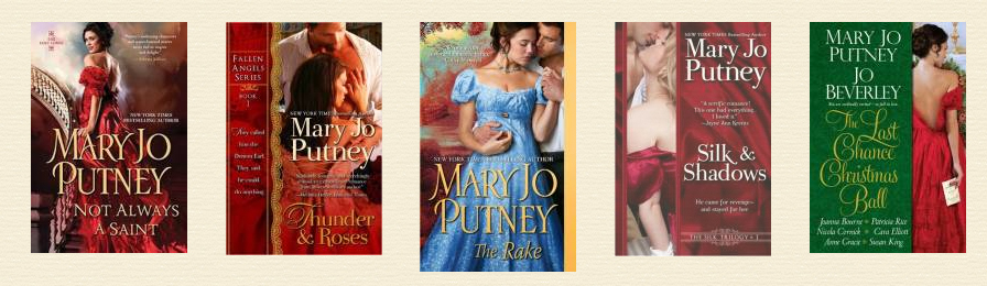 authors love readers mary jo putney