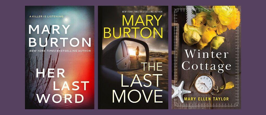 authors love readers mary burton