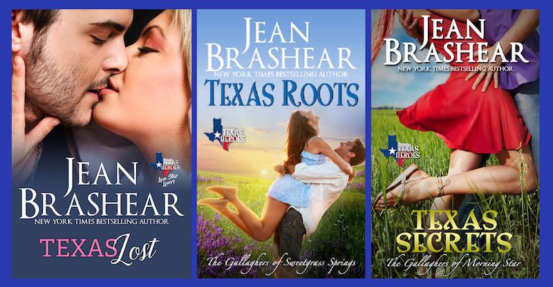 authors love readers jean brashear
