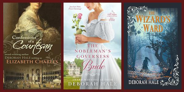 deborah hale authors love readers