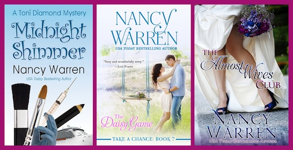 authors love readers nancy warren