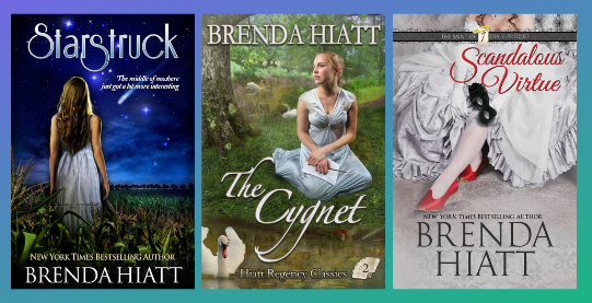 brenda heart authors love readers