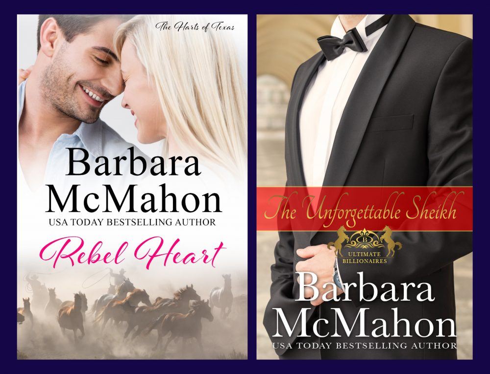 authors love readers barbara mcmahon