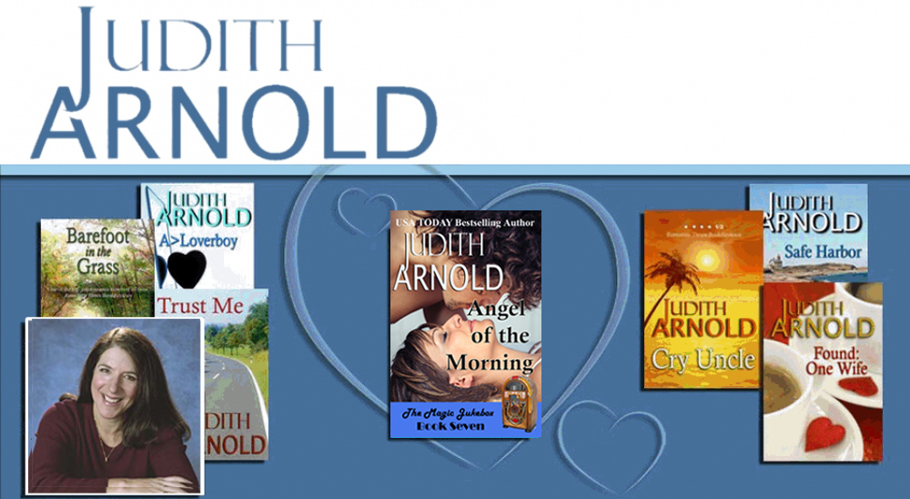 authors love readers judith arnold