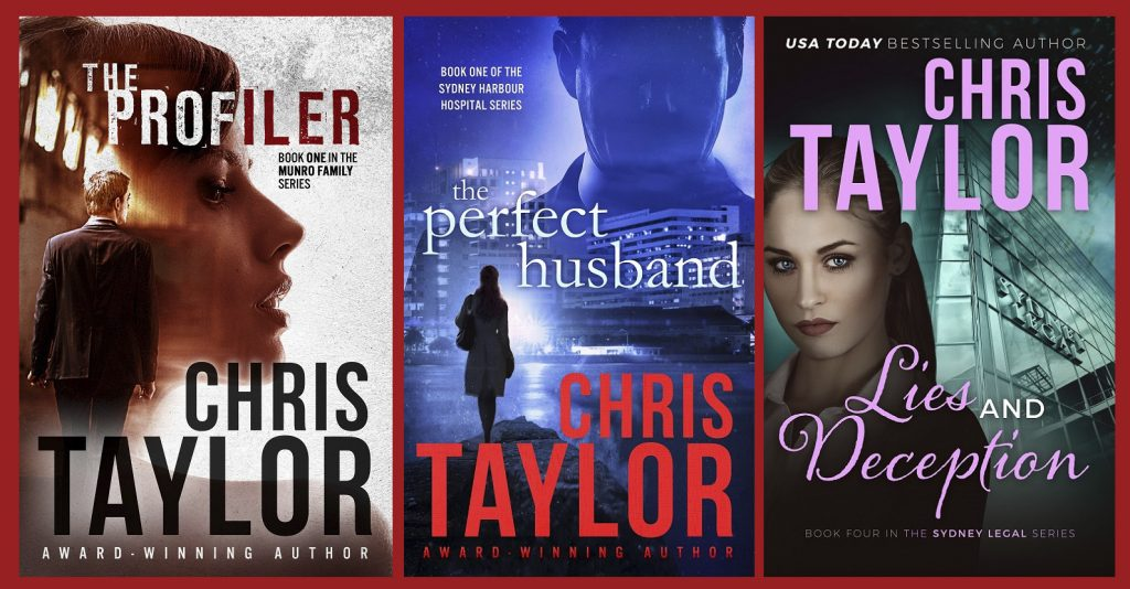 authors love readers chris taylor