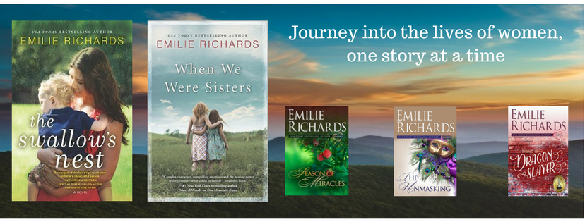 authors love readers emilie richards