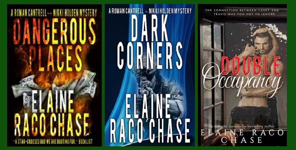 elaine taco chase authors love readers