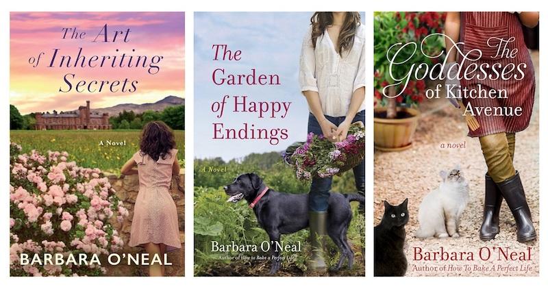 authors love readers barbara o'neal