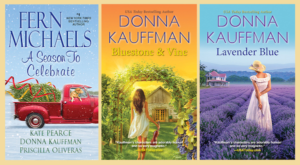 donna kauffman authors love readers