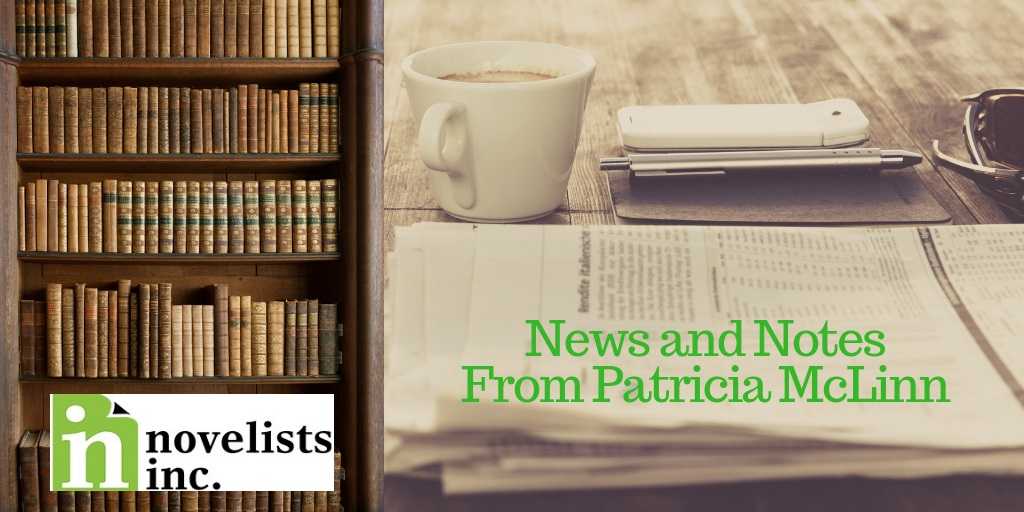 patricia mclinn authors love readers NINC news