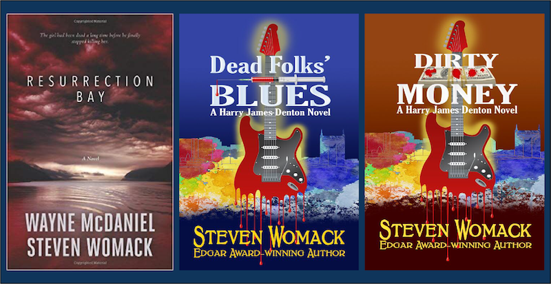 steven womack authors love readers