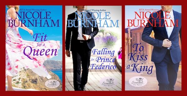 Nicole Burnham covers